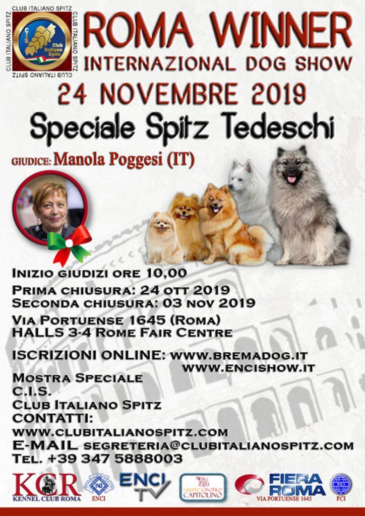 Roma Winner 2019