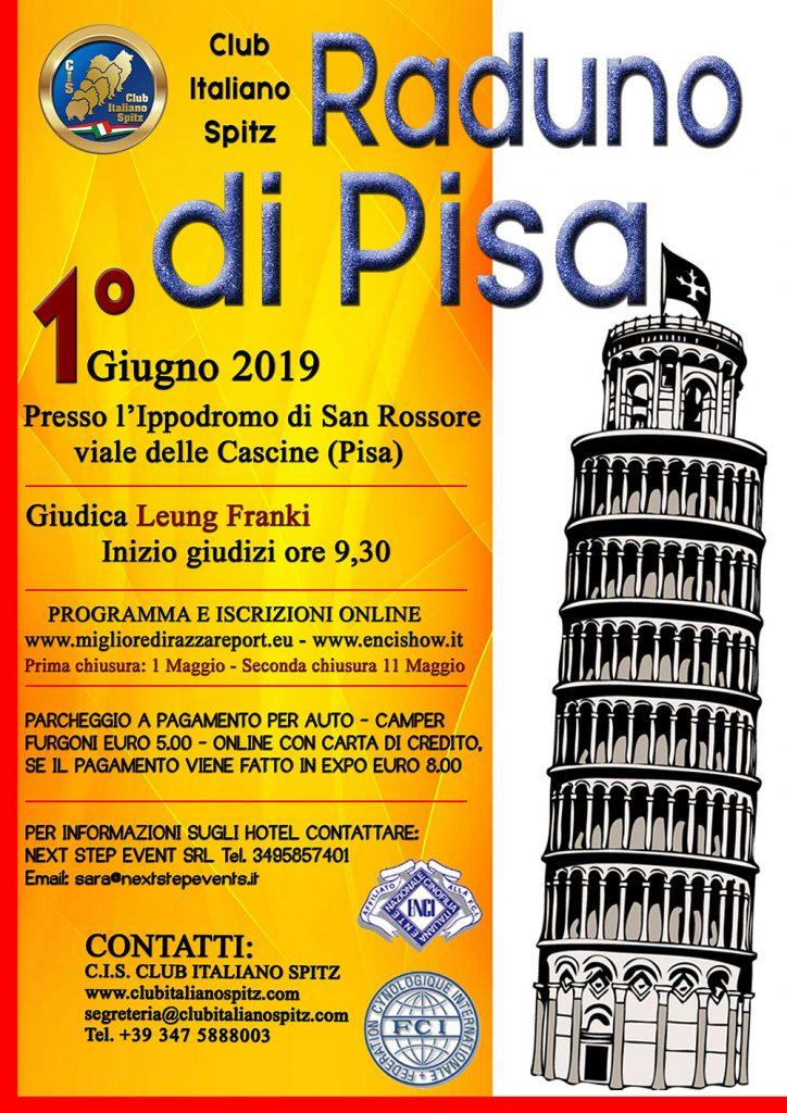 Raduno di Pisa 2019