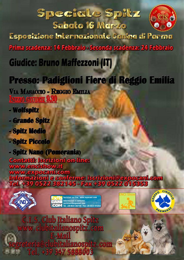Speciale di Parma 2019