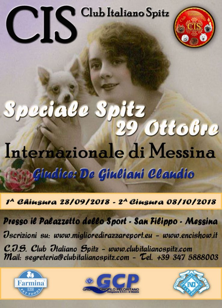 Speciale Messina 2018