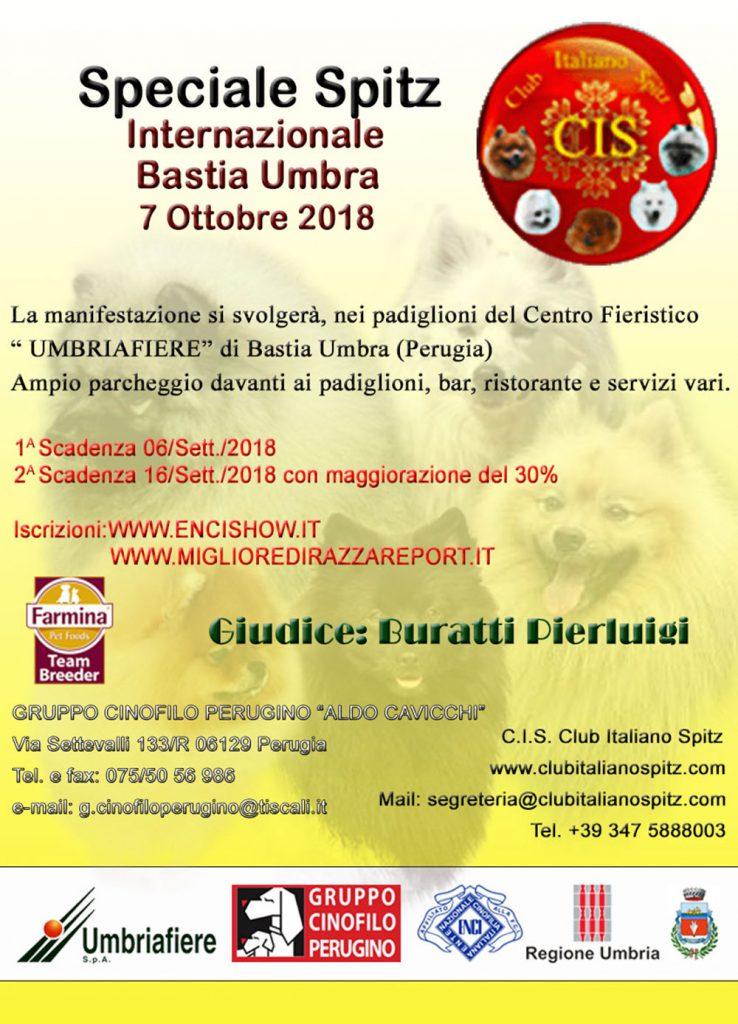 Speciale Bastia Umbra 2018