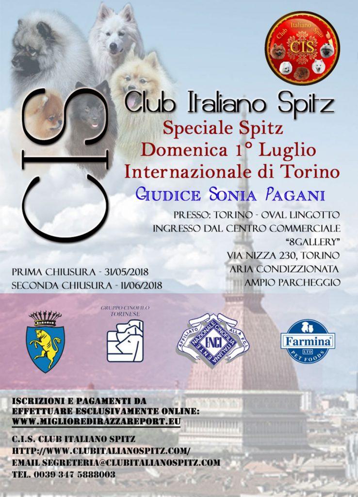Speciale di Torino 2018