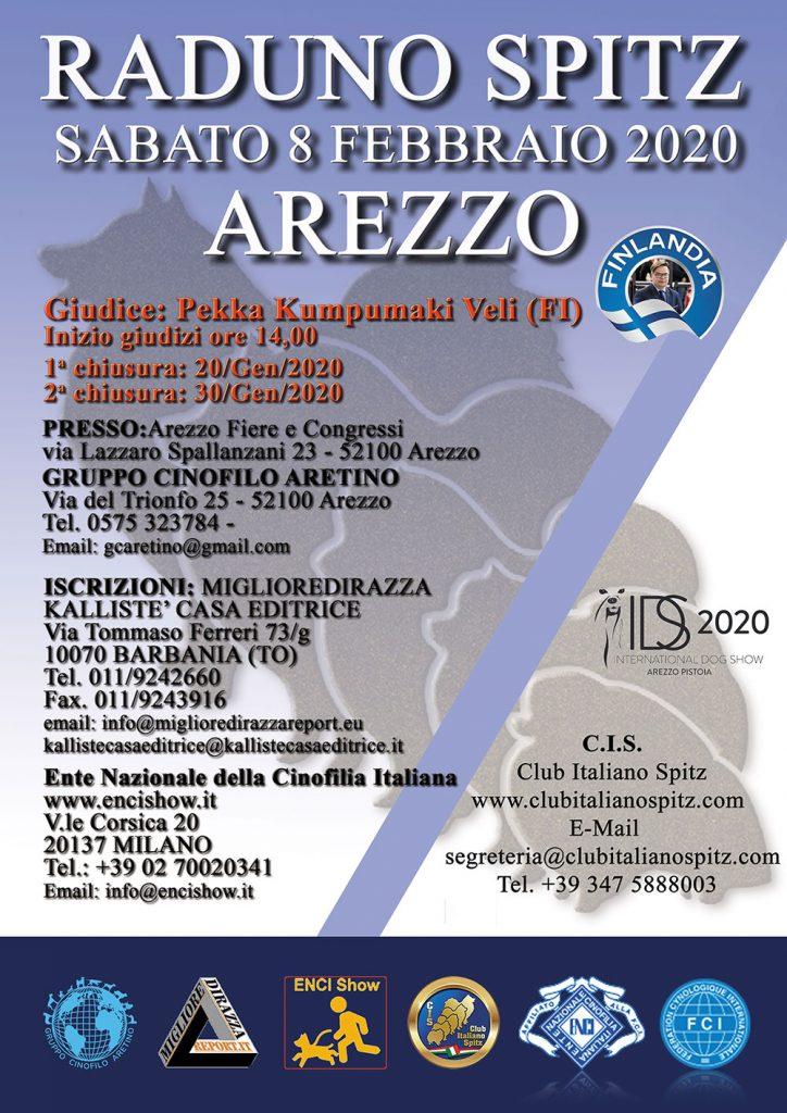 Raduno di Arezzo 2020