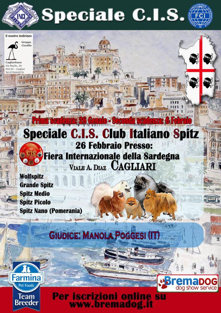 Speciale di Cagliari 2017