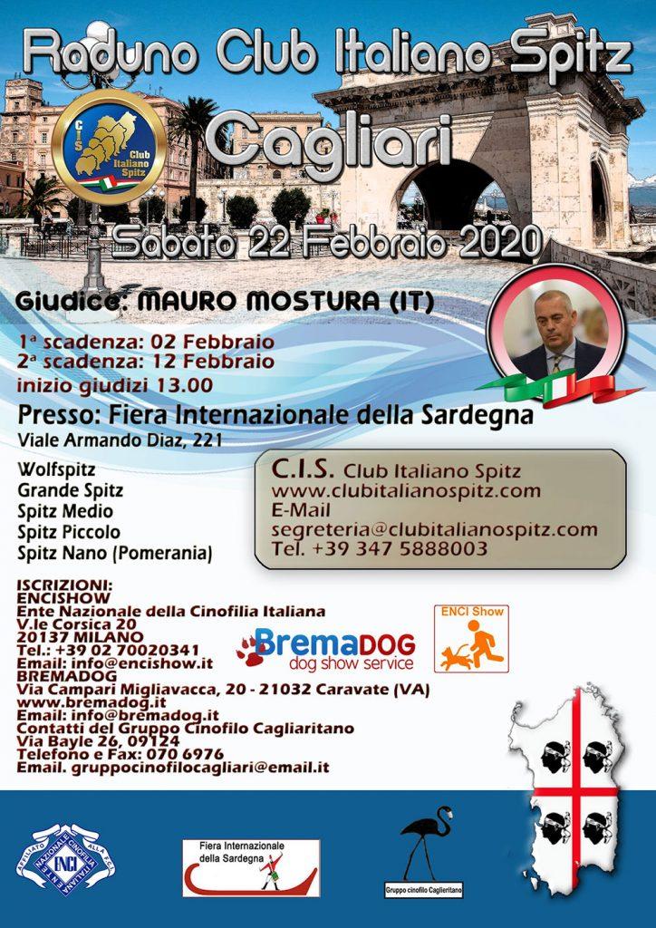 Raduno di Cagliari 2020