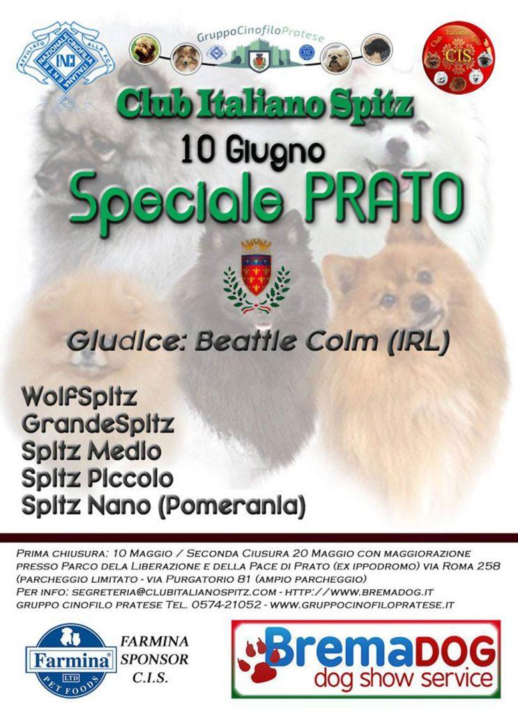 Speciale Prato 2018