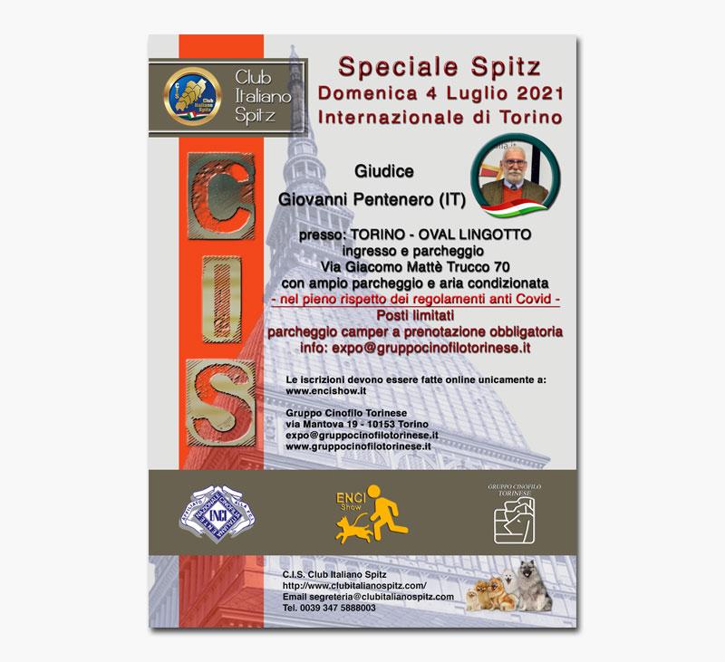 Speciale Internazionale di Torino